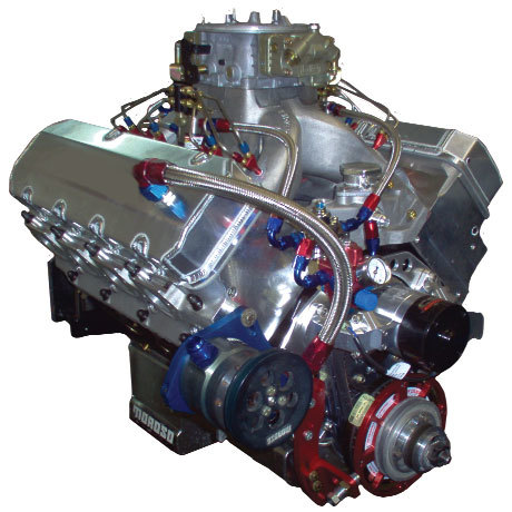 1000hp with Race Gas Ultra